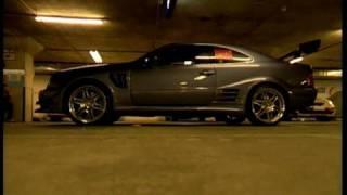видео Тюнинг Mercedes CLK (W208)  - купить обвесы кузова недорого