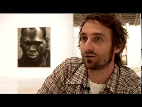 Archibald Prize 2009 winner Guy Maestri
