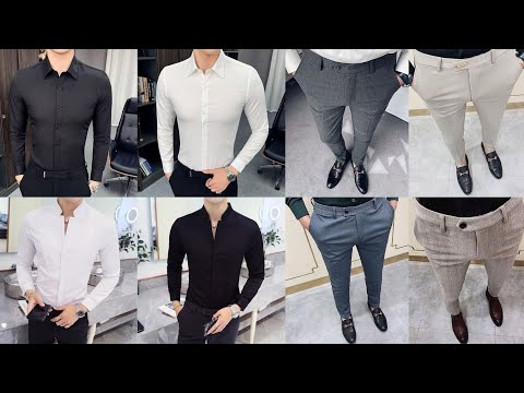 Top 10 Tips Formal Clothing For Men | Office Dressing For Men | Best Trending Office Wear For Men