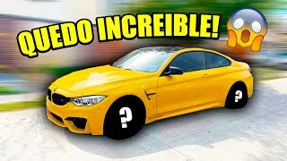 PREPARO LA ENTREGA DE MI NUEVO AUTO Y MODIFICO MI BMW M4    ALFREDO VALENZUELA