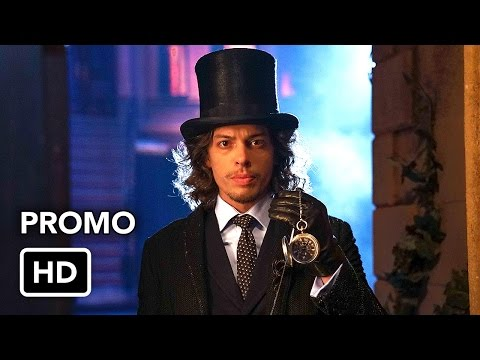 "Gotham 3x03 Promo ""Look Into My Eyes"" (HD) Mad Hatter"