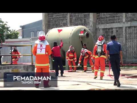 FIRE & SAFETY ACADEMY PT INDONESIA POWER