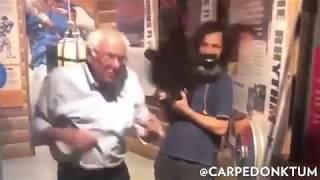 Bernie training for 2020