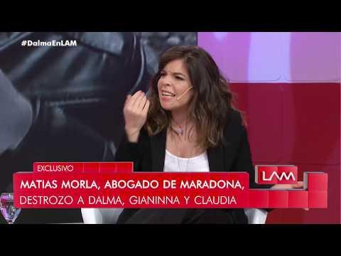 Dalma Maradona reveló las condiciones para que Diego conozca a Roma