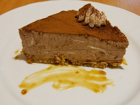 Муссовый шоколадный торт/ Mousse chocolate cake