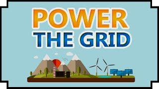 Power The Grid - (Energy Management Game)