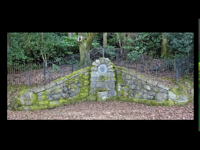 MacDonald's Fountain or the 'Bonnie Wee Well', Gleniffer Braes, Paisley