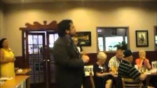 Arkansas Pulaski County Justice of the Peace Shane Stacksat American pie.wmv
