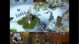 Russian Strelet Strategy vs. Expert Computer - Age of Empires 3