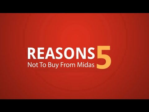 5 Reasons Not to Buy From Midas Furniture