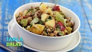 Fruity Bean Salad (pregnancy Recipe) By Tarla Dalal