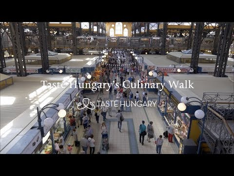 Taste Hungary's Culinary Walk