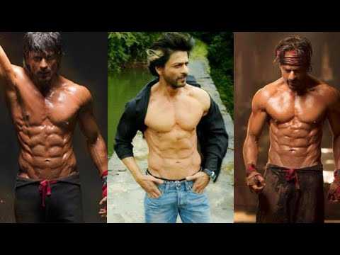 Shahrukh Khan 10 Pack Abs | How To Achieve | Fitness Tips | Happy New Year