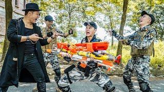 LTT Nerf War : SEAL X Warriors Nerf Guns Fight Criminal Group Dr Mundo Criminals Deceive Others