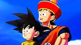 Dragon Ball Z Kakarot is BROKEN...