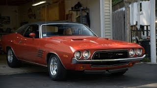 Restored Challenger Breathes New Life into Old Memories