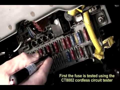 fuse box in mazda 3 rastreador de cortos electrico automotriz youtube  rastreador de cortos electrico automotriz youtube