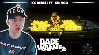 🛁KC Rebell feat. Gringo - Badewanne (prod. by Juh-Dee) REACTION/ANALYSE