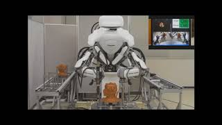 【TOSHIBA】Toshiba's Dual Arm Robot in Action
