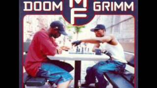 MF Doom & MF Grimm - Dedicated