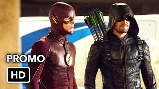 "The Flash 3x08 Promo ""Invasion!"" (HD) Season 3 Episode 8 Promo - Crossover Event"