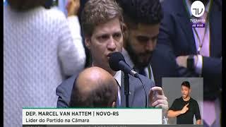 NÃO EXISTE BAGAGEM GRÁTIS! Marcel van Hattem