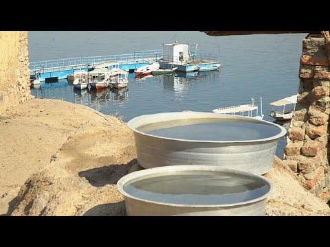 فيديو: جزيرة مصرية يهجرها أهلها بسبب شح المياه والخدمات…  - 17:54-2019 / 2 / 12