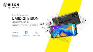 Introducing UMIDIGI BISON - Breakthrough in Camera Phone Durability