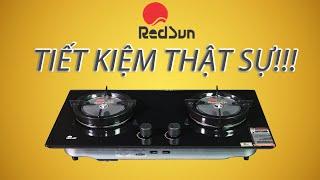 Bếp ga hồng ngoại Redsun RS-116B đun cực nhanh tiết kiệm 20% ga