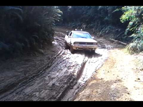 Volkswagen Saveiro 4x4