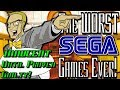 The WORST Sega Games Ever Made! - INNOCENT Until Proven Guilty!