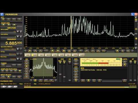 Radio Afia Darfur Sudan 5885 Khz 12 2 2011 03 00 UT