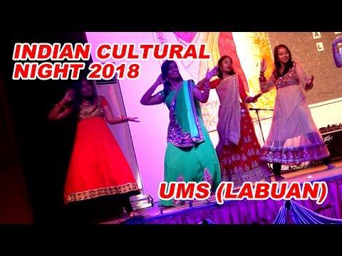 University Malaysia Sabah - Labuan (UMS)   Indian Cultural Night 2018   MugenRao MGR