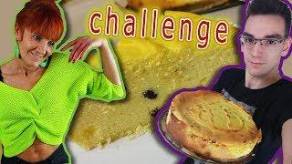 Cinnamon Challenge + PIERWSZY w życiu SERNIK - Kuchnia Specjalnej Troski #3