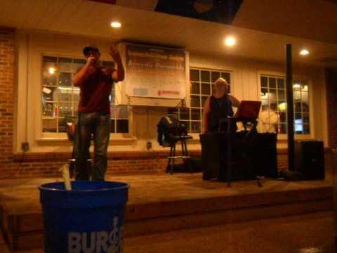 Zachary Nettles Karaoke 2016