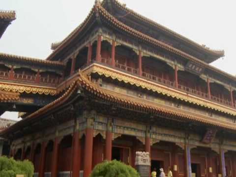 The Lama Temple - Beijing China