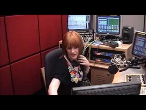 Sky Rocket Jack Behind the scenes at BBC RADIO YORK