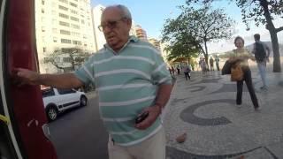 Ultrapassagem seguida de fechada - Niterói/RJ