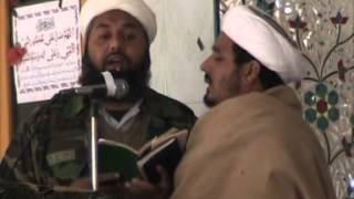 PASHTU NAAT SARMAD HUSAIN SHAH QADRI 2,Dastarbandi 2013 madrasa anwar ul quran dhairi kati khail