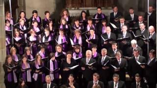 Sanctus aus der Cäcilienmesse von Charles Gounod Wartberger Chor Pro Musica