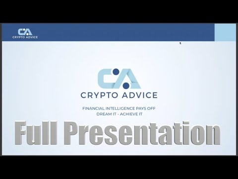 Download GenX presents: Full presentation of Crypto Advice and QuickX ENGLISH - 8.12.2019