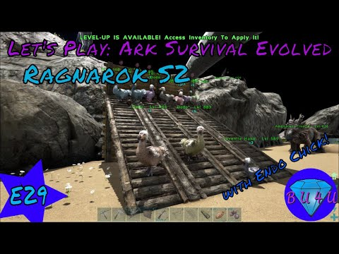 You can never have too many dodos - Ark Survival Evolved with @Endo_Chick | Let's Play | S2E29
