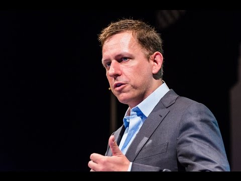 Peter Thiel's Lecture in Korea (February 25th 2015)