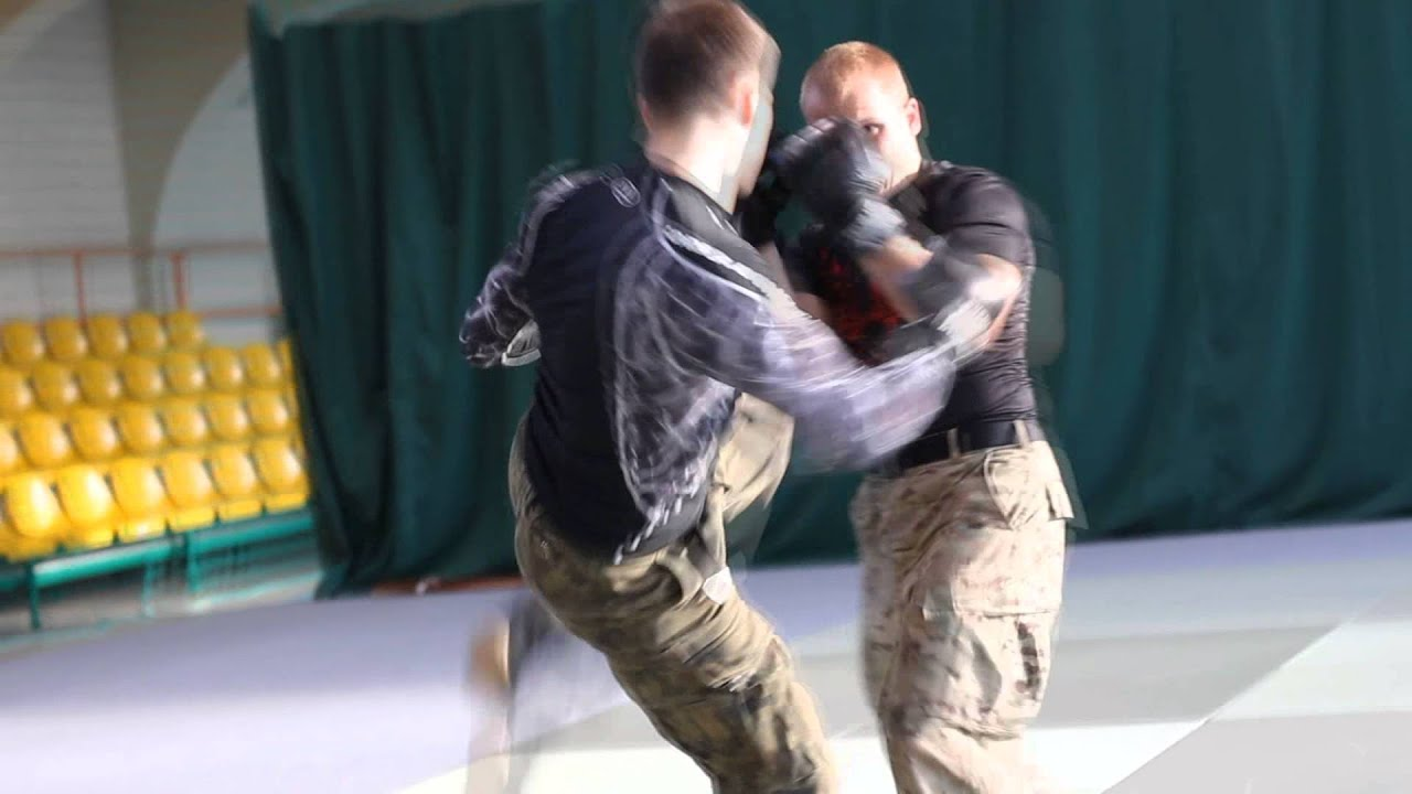 The Most Effective Martial Art For Self Defence On The