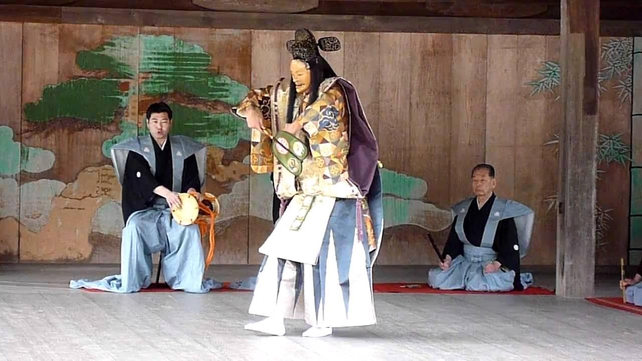 八坂神社 初能奉納 2012年 by MI...