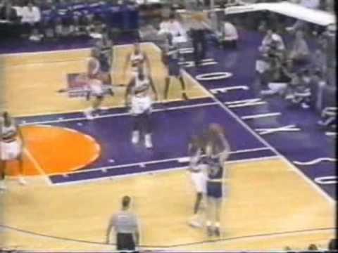 Chris Mullin Hits 7 Threes vs. Suns (1992)