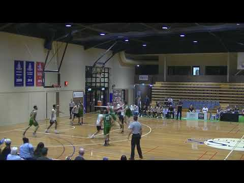 Gold Coast vs Sunshine Coast SBL Men SemiFinal 2017