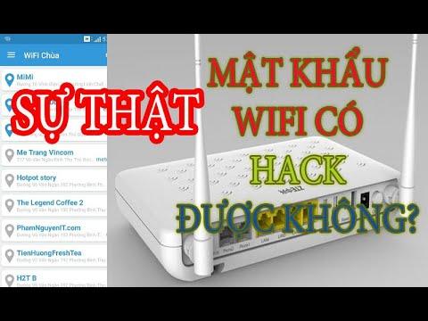 cách hack mật khẩu wifi trên máy tính không cần phần mềm - Mật khẩu wifi có hack được không? đâu là sự thật?