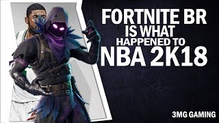Did Fortnite's Formula Kill NBA 2K18? The Success of Free To Play