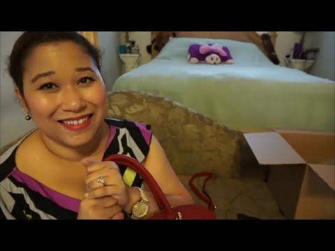 Unboxing: Joy & Iman Handbag in Crimson Red